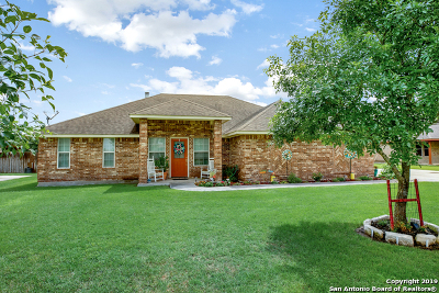 Seguin Single Family Home New: 139 Castle Breeze Dr