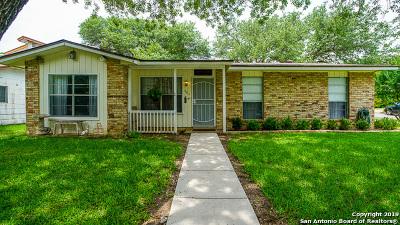 Converse Single Family Home New: 401 Bridgit Dr