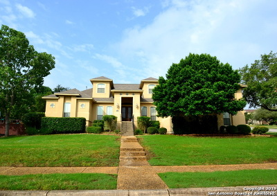 Helotes Single Family Home New: 147 Candelaria