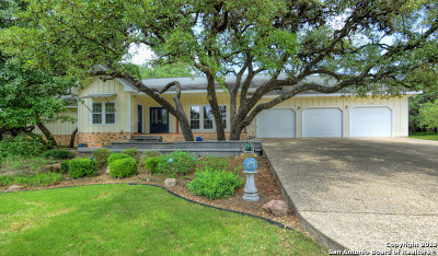 Boerne Single Family Home For Sale: 224 Bess St