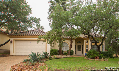 Stone Oak Single Family Home Back on Market: 18938 Calle Cierra
