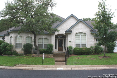 Fair Oaks Ranch Single Family Home Active Option: 29204 Oakview Bend
