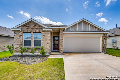 Bulverde Single Family Home For Sale: 5226 Blue Ivy
