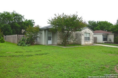 Single Family Home For Sale: 9702 Hidden Iron St