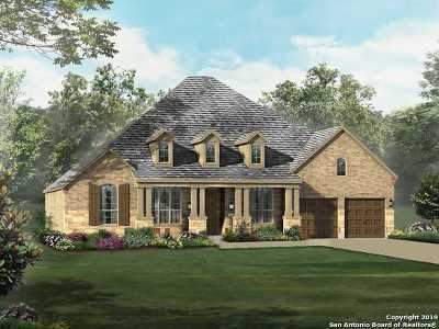 Fair Oaks Ranch Single Family Home New: 9022 Gate