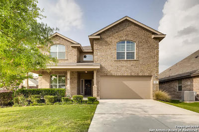 San Antonio TX Single Family Home For Sale: $299,750
