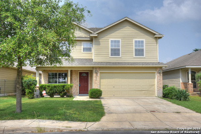 Converse Single Family Home For Sale: 8607 Spotted Owl