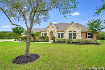 New Braunfels Single Family Home Back on Market: 514 Panarama Pl
