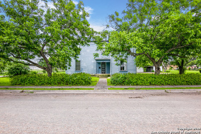 Hondo Single Family Home For Sale: 1001 22nd St