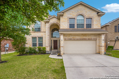 Cibolo Single Family Home Active Option: 413 Eldridge Dr