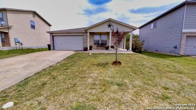New Braunfels Single Family Home Active Option: 660 Northern Lights Dr