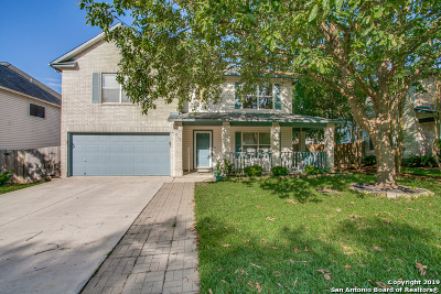 Schertz Single Family Home For Sale: 2543 Chasefield Dr