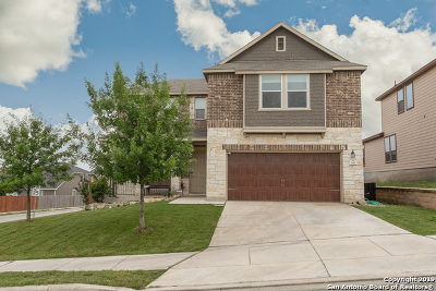 Cibolo Single Family Home New: 205 Landmark Haven