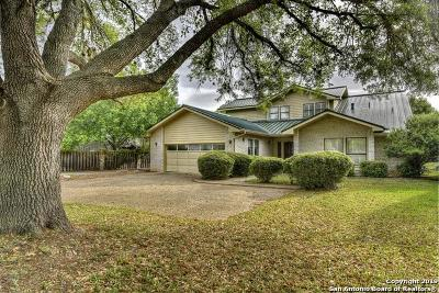 Kerrville Single Family Home For Sale: 609 Rock Creek Loop
