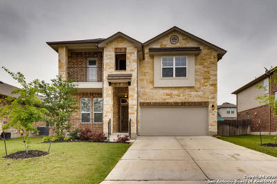 Cibolo Single Family Home For Sale: 240 Albarella