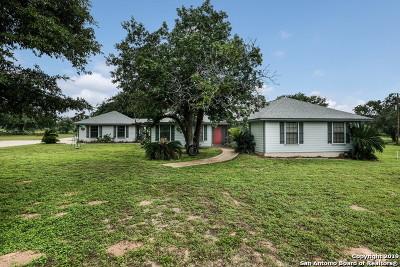 Wilson County Single Family Home Active Option: 307 Broken Arrow