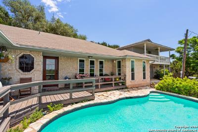Wimberley Single Family Home Price Change: 358 Scenic Way