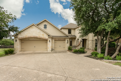 San Antonio Single Family Home New: 402 Evans Oak Ln