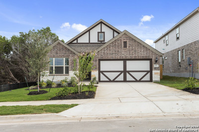 New Braunfels Single Family Home New: 1532 Spechts Ranch