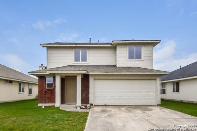 Converse Single Family Home New: 8518 Sea Rim