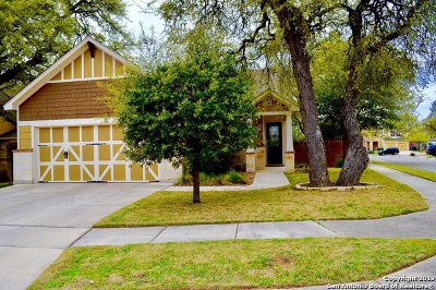Trails Of Herff Ranch Single Family Home For Sale: 100 Saddle Horn
