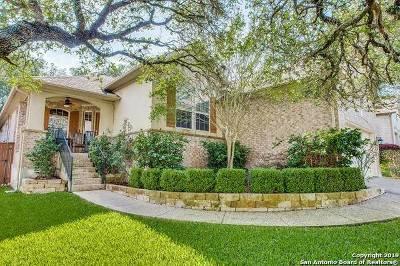 Stone Oak Single Family Home For Sale: 23543 Enchanted Fall