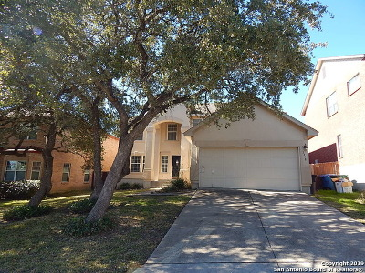 Stone Oak Single Family Home For Sale: 1318 Pecan Station