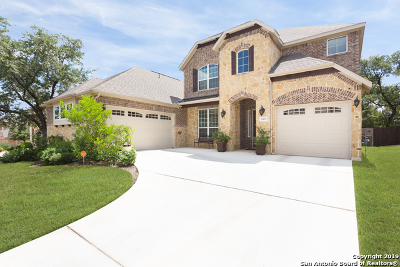 San Antonio Single Family Home New: 12406 Maurer Ranch