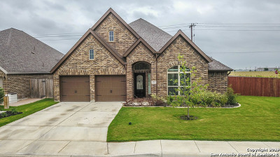 Seguin Single Family Home New: 2901 Countryside Path