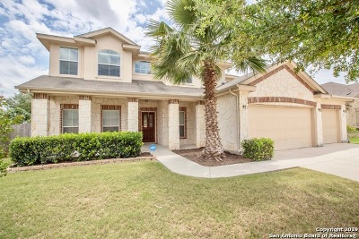 Cibolo Single Family Home Active Option: 813 Crenshaw Ct