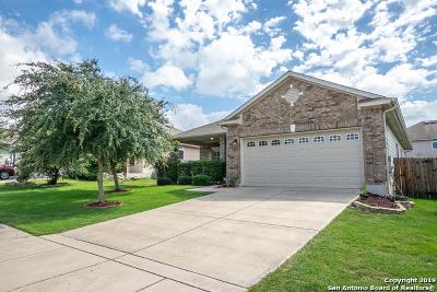 Schertz Single Family Home Active Option: 3936 Wensledale Dr