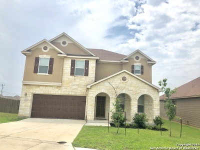 Cibolo Single Family Home New: 209 Landmark Run
