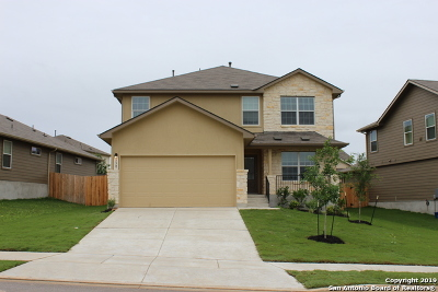 Schertz Single Family Home For Sale: 12347 Erstein Valley