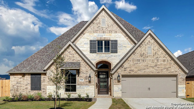 Fair Oaks Ranch Single Family Home Price Change: 7991 Cibolo View