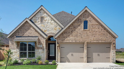 New Braunfels Single Family Home Price Change: 629 Arroyo Loma