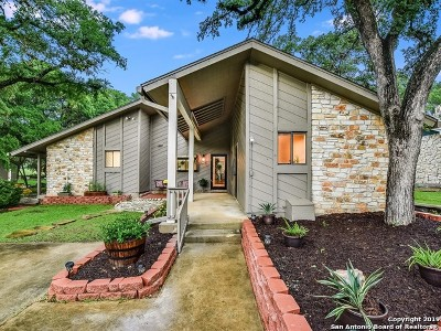Wimberley Single Family Home Price Change: 94 Champions Circle