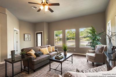 Windcrest Single Family Home Price Change: 9118 Windgarden