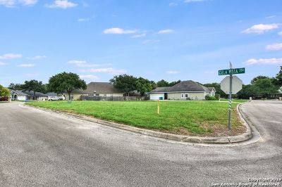 Guadalupe County Residential Lots & Land New: 209 Ciela Vista