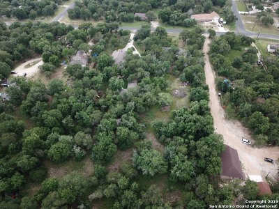 San Antonio Residential Lots & Land New: 23119 Kendall Way