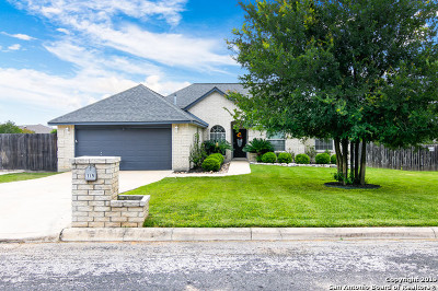 Castroville Single Family Home Price Change: 119 River Knoll