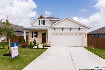 Schertz Single Family Home New: 6801 Concho Creek