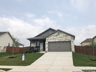 Schertz Single Family Home For Sale: 6657 Bowie Cv