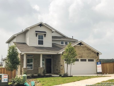 Schertz Single Family Home New: 6606 Bowie Cv