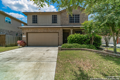 Cibolo Single Family Home Price Change: 205 Sunset Heights