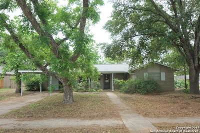 Pleasanton Single Family Home New: 502 Mark St