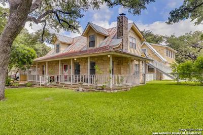 Boerne Single Family Home New: 212 E Bandera Rd