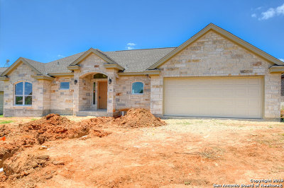Floresville Single Family Home Active Option: 116 Ridgecrest