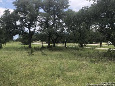 Boerne Residential Lots & Land For Sale: 4 Sunriver