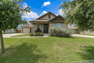 New Braunfels Single Family Home Active Option: 519 Wind Murmur