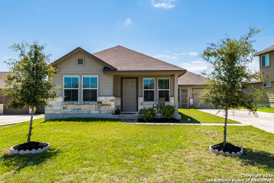 New Braunfels Single Family Home New: 524 Magnolia Wind